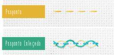 Aprenda a bordar o Ponto Centopeia, um ponto com alças para bordado livre.