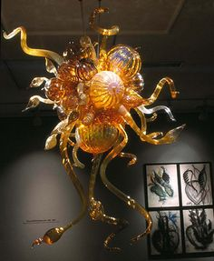 Dale Chihuly... you and your eye patch have blown glass all the way into my heart