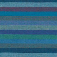 Narrow Stripe in Blue (Kaffe Fassett - Woven Stripes)