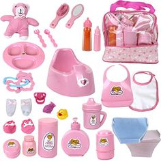 Baby Alive Clothes And Accessories Baby Alive Snack Time Highchair  Baby Love  Pinterest  Baby Alive