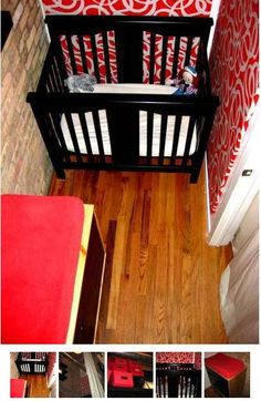 closet crib