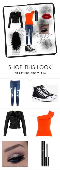 """Bez naslova #47"" by dzenana-280 ❤ liked on Polyvore featuring beauty, J Brand, Converse, Temperley London, Roland Mouret and Chanel"