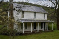 Why does old abandoned homes have such a fascination?