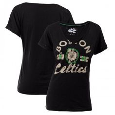 G-III Celtics Womens Touch Fair Catch Vintage T-Shirt.....LOVING the vintage look!!!! #celtics