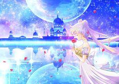 moonlightsdreaming: 白い月のプリンセス | by プナノ