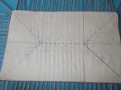 Тема: мои работы (103/147) - Плетение из газет и другие рукоделия - Плетение из газет