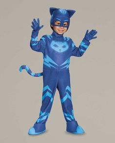 Catboy Costume for Boys - PJ Masks