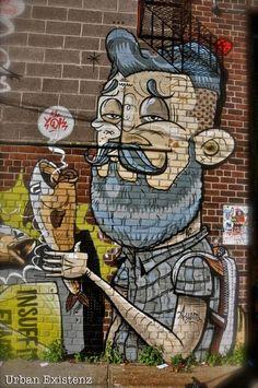 Artist :The Yok visit dopewriter.com to buy personal graffiti via paypal
