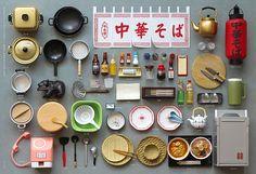 中華そば店のお料理道具や備品類 | Ramen House Cookware | Minitα | Flickr