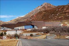 Utah Natural History Museum - University of Utah, Salt Lake City, Utah (Ennead Architects)