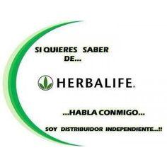 Si quieres bajar de peso, sentirte bien, necesitas primero nutrirte y Herbalife  te nutre a nivel celular !! Prueba los productos puedes contactarme a miroslava2008@live.com.ar