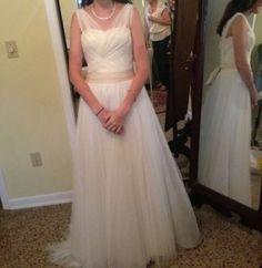 Vera Wang Vera Wang Delaney Wedding Dress
