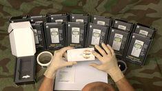 Bei jedem RD1008 Geigerzähler führe ich eine Funktionskontrolle durch!