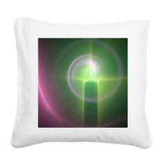 Altar Square Canvas Pillow