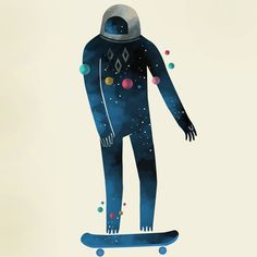 // Skate/Space by Reno Nogaj