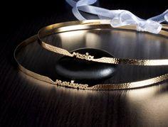 Greek Orthodox personalised hand hammered wedding crowns by DRscreationsshop on Etsy Wedding Symbols, Wedding Crowns, Orthodox Wedding, Bridal Crown, Cartier Love Bracelet, Wedding Decorations, Greek, Bangles, Bronze
