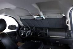 Intro Tech Automotive Ultimate Reflector Car Sun Shade - Intro Tech Custom Auto Shade for Cars