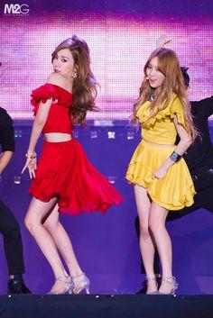 TTS Tiffany and TaeYeon