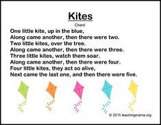 Spring Songs for Preschoolers