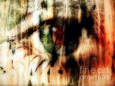 Title  Extrasensory Perception    Artist  Elizabeth McTaggart   Medium  Digital Art - Fractal Art And Digital Collage