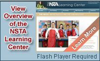 National Science Teachers Association Learning Center with more than 9,200 resources for use with elementary through college students.