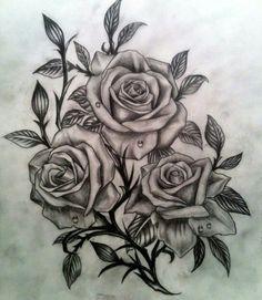 20 Mejores Imágenes De Bocetos Tattoo Blanco Y Negro En 2016