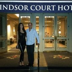 Windsor Court Hotel Trevor Kashlee Kucheran