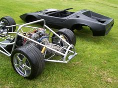vw powered kit cars | Classic Kit Car: Sterling Sports Cars RX