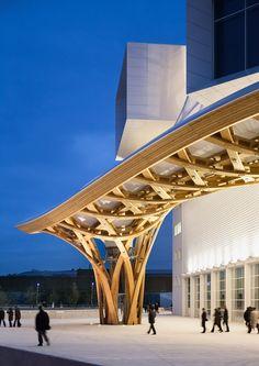 Centre Pompidou-Metz   Shigeru Ban & Jean de Gastines