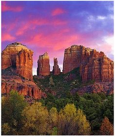 {sedona, arizona} The most beautiful place I have ever been. I want to go back again. I dream of it.