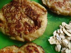 Oatmeal and apple pancakes for baby. Ashley loved these and Logan just scarfed d… – Ashley Johnson – Homemade baby foods Egg Free Recipes, Baby Food Recipes, Toddler Meals, Kids Meals, Toddler Food, Sugar Free Oatmeal, Apple Oatmeal, Applesauce Pancakes, Oatmeal Pancakes