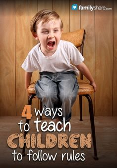 Ending the obedience battles: Teaching children to follow the rules