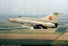 The aircraft was armed with a pair of K-13 (AA-2 Atoll) and a pair of RS-2US (AA-1 Alkali) missiles specially for the photo shoot.. 9806. Mikoyan-Gurevich MiG-21MF Fishbed J. JetPhotos.com is the biggest database of aviation photographs with over 3 million screened photos online!