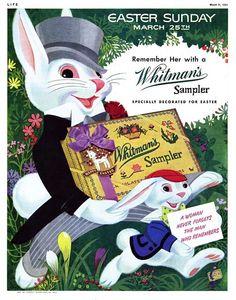 Whitman's Candy, 1951