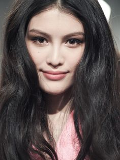 Sui He - Victoria's Secret Fashion Show 2012 - Backstage