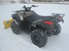 Used 2015 Kymco MXU 700I ATVs For Sale in Virginia.