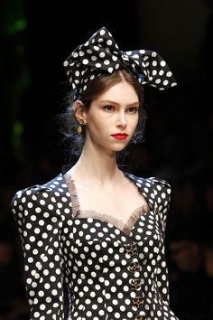 Dolce & Gabbana - Milan Fashion Week - Spring 2017