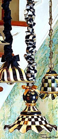 MacKenzie-Childs ♔ Très Haute Design Diva ♔ #Lamps