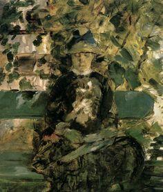 Henri de Toulouse-Lautrec -Countess Adèle de Toulouse-Lautrec -1882