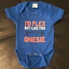 I'd Flex But I Like This Onesie// baby t-shirt// cute onesie// funny onesie// baby boy onesie by TMCreativeCreations on Etsy https://www.etsy.com/listing/210091540/id-flex-but-i-like-this-onesie-baby-t