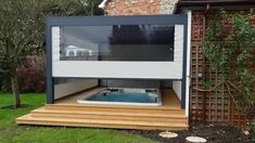 Image result for hydrotherapy pool building outdoors
