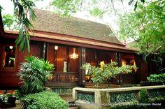 Jim Thompson House - Thailand travel