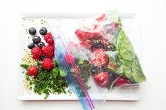 Green Smoothie Hack: 21 Kid-Sized Freezer Pack Recipes