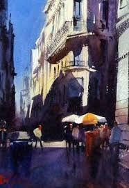 Resultado de imagen de alvaro castagnet watercolor