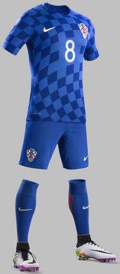 Nike divulga as novas camisas da Croácia - Show de Camisas Camisa Da  Croácia 87c7fd270a599