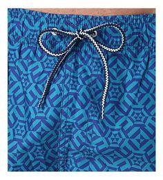 TED BAKER Ashbo crepe swim shorts