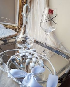 Σετ γάμου με επαργυρο κλασικό δίσκο κρυστάλλινο ποτήρι και καράφα με ασημένια λεπτομέρεια!άκρως σικ και απλο,Σετ κουμπάρου καλεστε 2105157506
