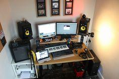 良い曲は良い環境から!スタジオ・DTM部屋 画像まとめ【part.7】 | MeloDealer