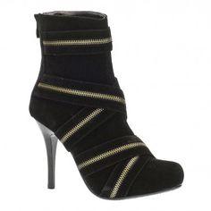 zipper boots - 39.99