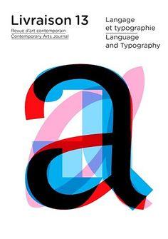 Graphic Design and Typography – Swiss Legacy » Livraison Magazine #13 – Language and Typography